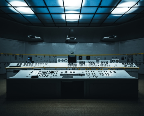 Leitstand (Control Room)